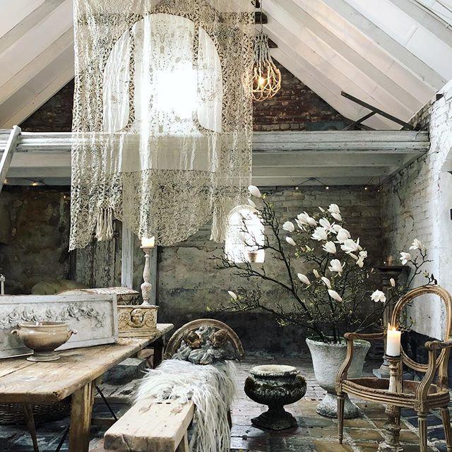 Yvonne Thonon Detweedelente Instagram Photos And Videos Pretty Decor Rustic Glam European Antiques