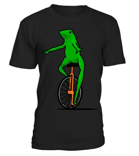 # Dat Boi Unicycle Frog T Shirt .  HOW TO ORDER:1. Select the style and color you want: 2. Click Reserve it now3. Select size and quantity4. Enter shipping and billing information5. Done! Simple as that!TIPS: Buy 2 or more to save shipping cost!This is printable if you purchase only one piece. so dont worry, you will get yours.Guaranteed safe and secure checkout via:Paypal | VISA | MASTERCARD