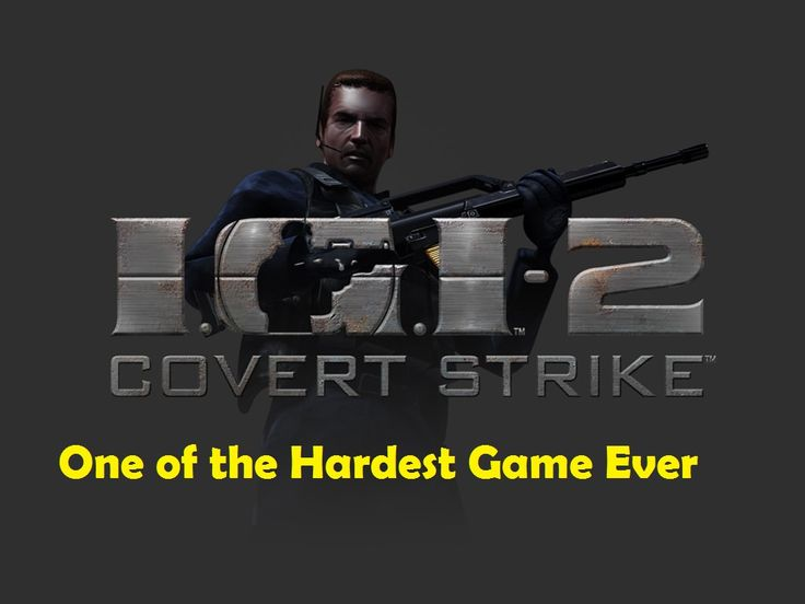 One of the Hardest First Person Shooter Game in 2003