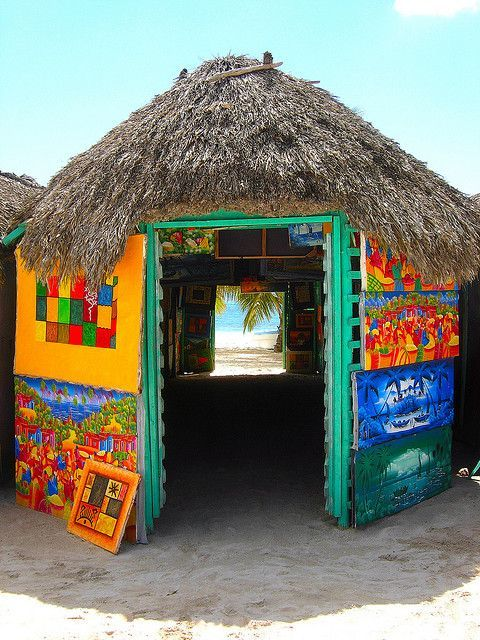 Caribbean Colors - Dominican Republic