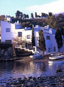 Port Lligat - , Casa de  Dali, Costa Brava, Spain