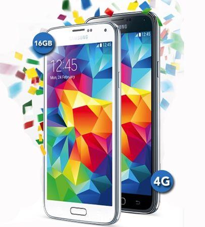 Samsung Galaxy S5 16GB 4G