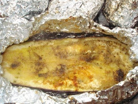 Grilled eggplant. Grilowany bakłażan – przepisTV  http://youtu.be/zhP6UnL_xMM