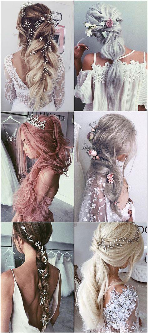 62 Hochzeit Frisuren Von Ulyana Aster Um Sie Inspiriert Zu Bekommen