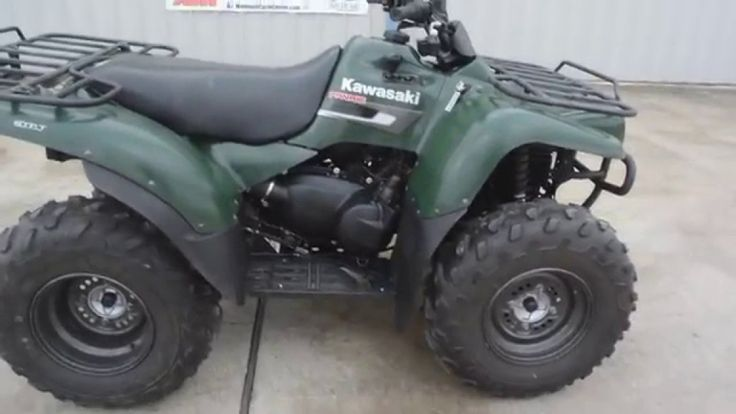 Great Kawasaki Prairie 360 Reviews 5OLJ -