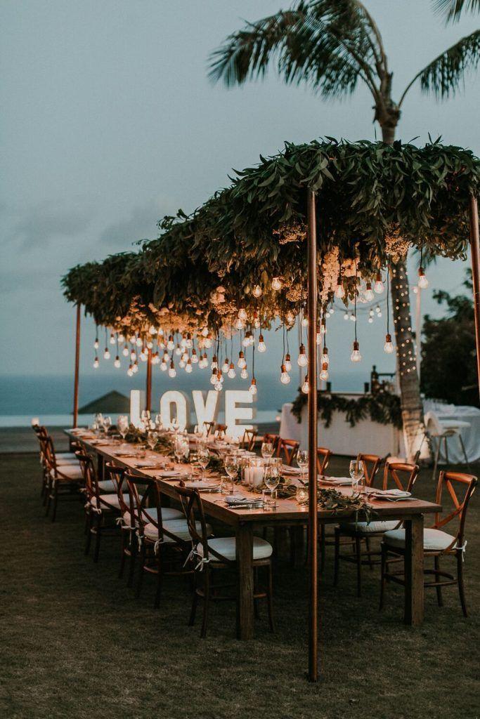 25 Intimate Boho Themed Summer Beach Wedding Ideas Elegantweddinginvites Com Blog In 2020 Romantic Beach Wedding Romantic Beach Summer Beach Wedding