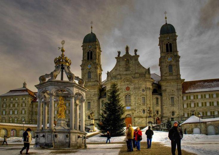 Einsiedeln Cathedral - --Mark Micallef