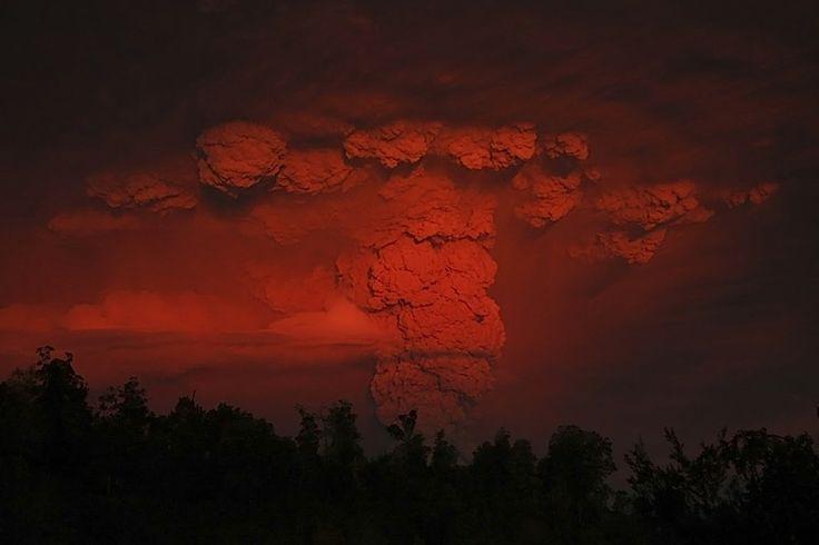 Splendides photos d'un orage volcanique - 2Tout2Rien
