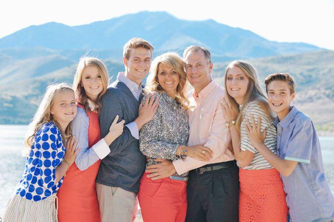 Family Pose- Rebekah Westover Photography