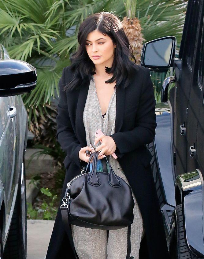 Kylie Jenner Givenchy Nightingale Bag