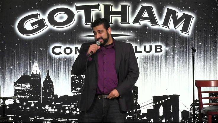 Luai Hodi at Gotham Comedy Club NYAACF 2014 - http://comedyclubsnyc.xyz/2016/11/11/luai-hodi-at-gotham-comedy-club-nyaacf-2014/