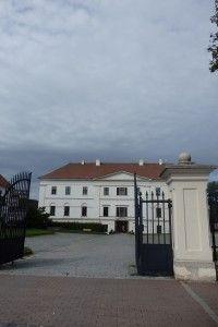 zámek v Rosicích u Brna