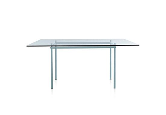Dining tables   Tables   LC12 La Roche   Cassina   Le Corbusier. Check it out on Architonic