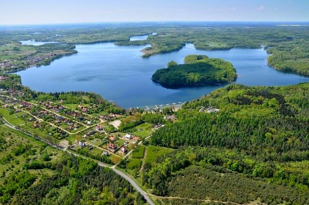 Amelii podróże małe i duże...: Jezioro Ińsko