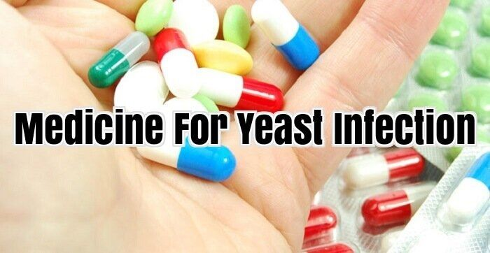 Medicine For Yeast Infection #YeastInfection