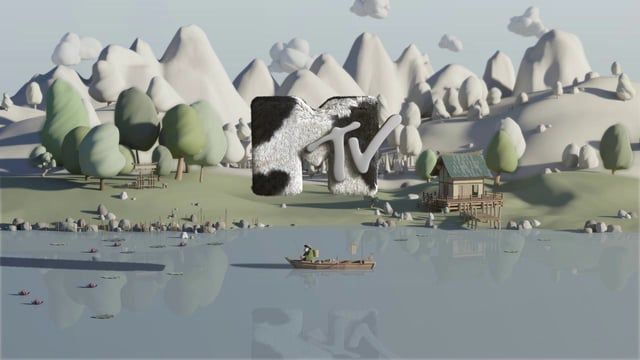 Fake MTV animation ideated and created by R&D department at BigRock My role: Logo and Fur Shading, Compositing