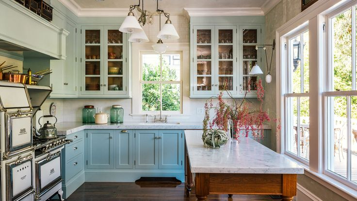 After years of preparation, hard work, and sheer determination, Mark Goff and Philip Engel are (nearly) finished renovating their dreamy 1870s Victorian farmhouse.