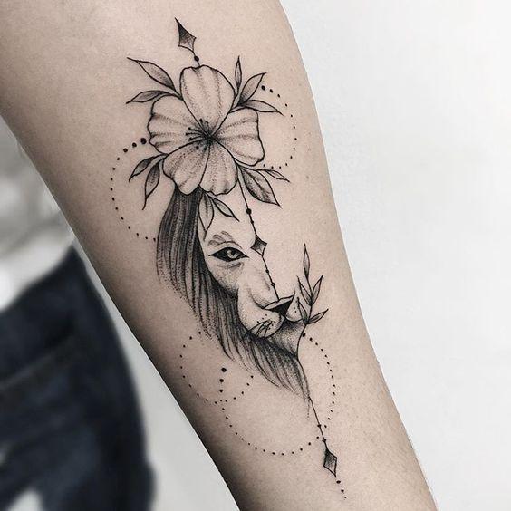 Tatuagem de Signo - Leão em 2020 | Tatuagem, Tatuagens, Tatuagem mulher