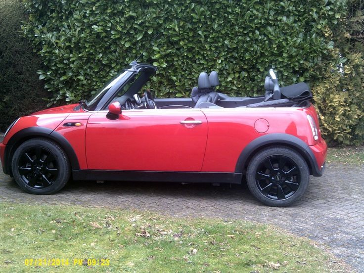 Mini Cooper Convertible AUTOMATIC Low MiIes Full Service History: £2,000.00 (0 Bids) End Date: Friday Mar-16-2018 19:50:57 GMT Bid now |…