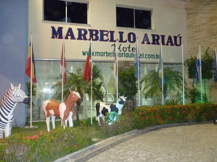 Marbello Ariaú Hotel located in Fortaleza