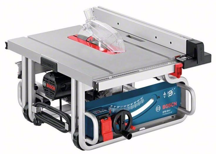 Serra De Mesa Gts 10 J Professional Bosch Maquifer - R$ 1.699,00 no MercadoLivre