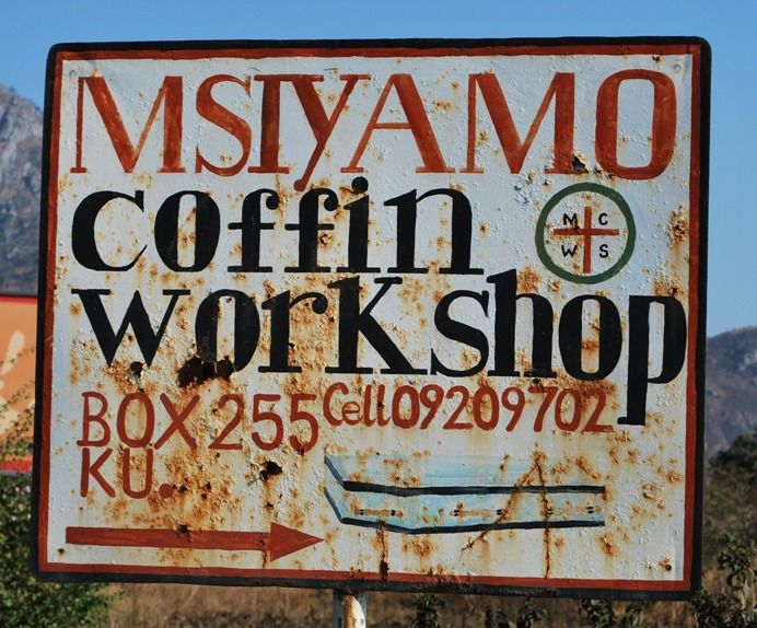 Coffin Workshops - Africa's Fastest Growing Industry
