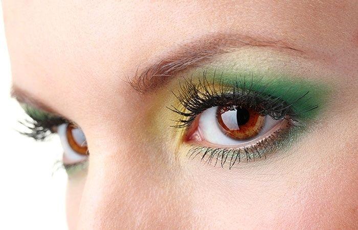 20 Schitterende oog make-up foto's om je te inspireren. (1)