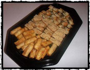 Chinese Savoury Platter