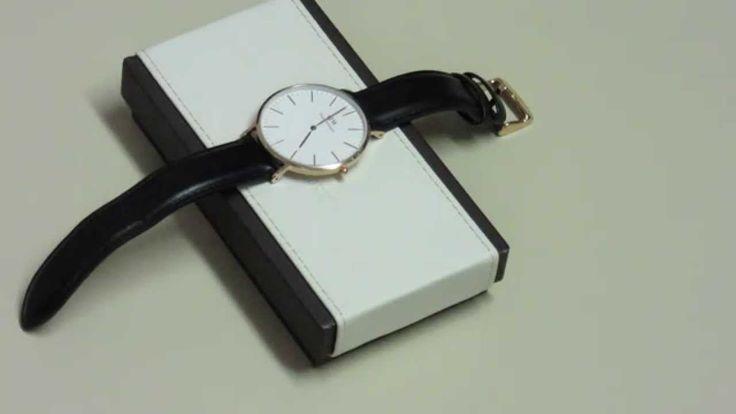 Daniel Wellington Uhrband austauschen Tutorial