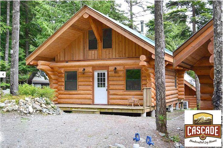 23 best handcrafted log cabins images on pinterest log for Cedar cabin floor plans
