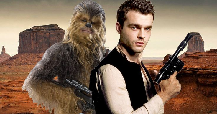 Han Solo Set Photos Reveal New Desert Salt Flats Planet -- The production is setting up on the Canary Island of Fuerteventura to start filming in a few weeks on Han Solo: A Star Wars Story. -- http://movieweb.com/han-solo-movie-new-city-salt-planet-set-photos/