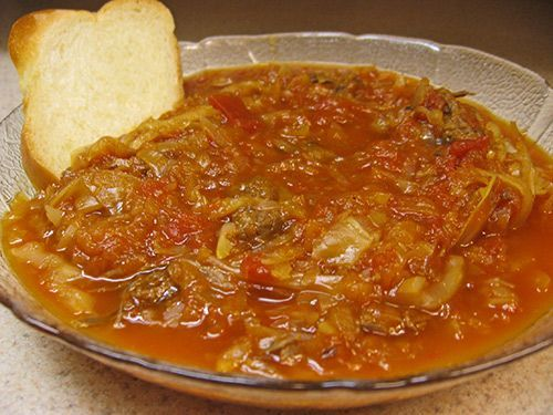 This soup holds a place near and dear to my heart, as it was a family favorite that my grandmother would always make for us. With an ultra-fresh slice (or two) of challah bread, this is on my top...