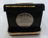 1968 NICKEL DOLLAR IN COMMEMORATIVE RCM CASE  #CanadianMint #Canadian #Mint $24.95