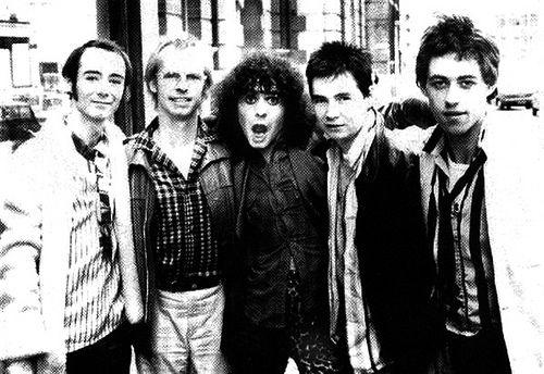 BP Fallon & Jeff Dexter & Marc Bolan & Boomtown Rats Johnn… | Flickr