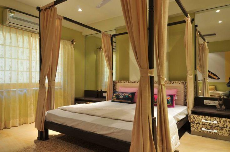Modern indian bedroom designs