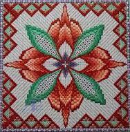 florentine stitch - Google Search
