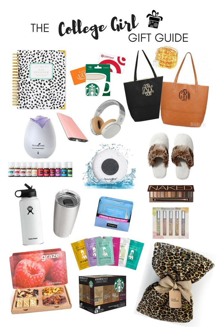 Gift guide for the college girl college girl gift guide