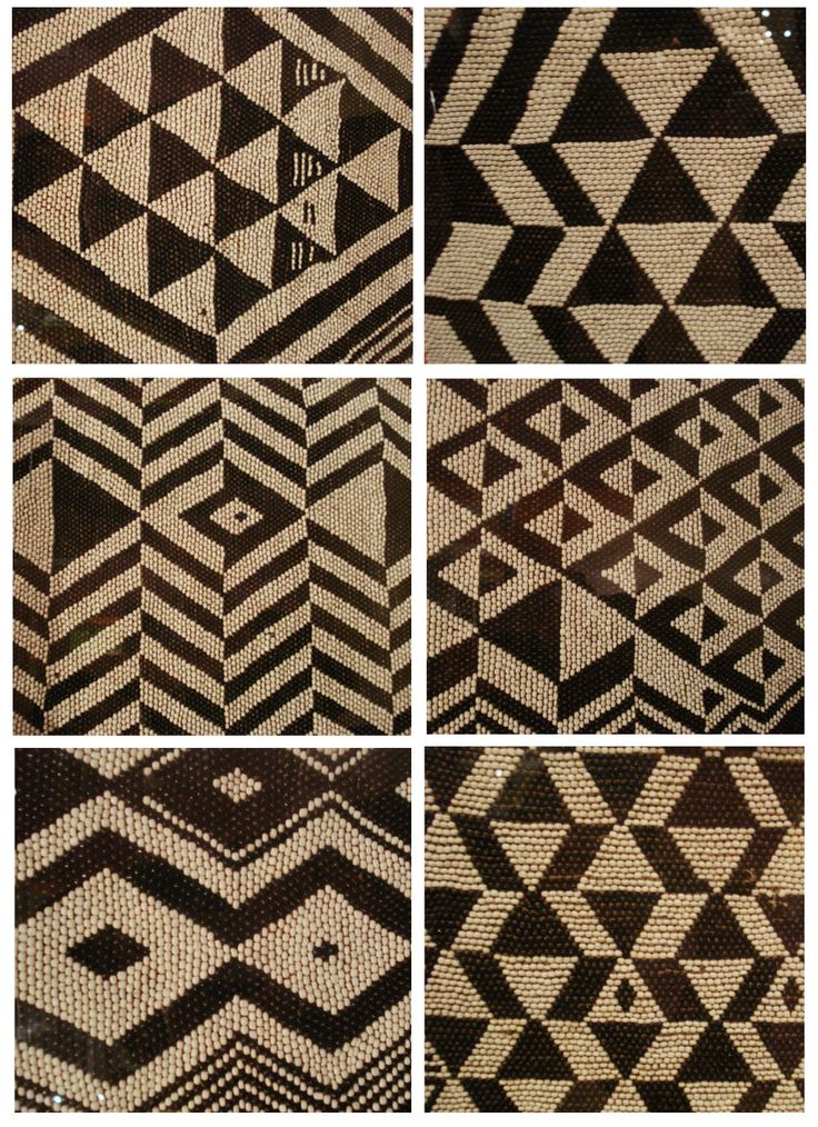 beaded patterns from the folk art museum