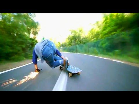 People Are Awesome (downhill longboarding edit)