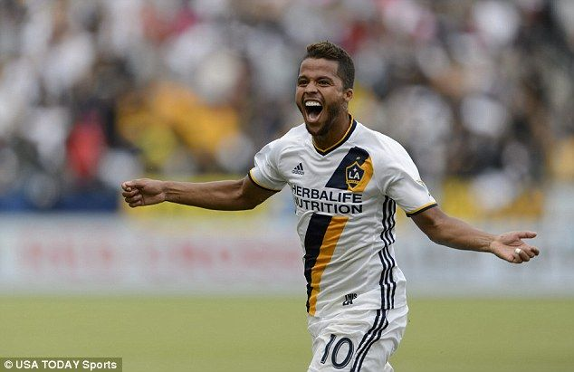 LA Galaxy 1-0 Colorado Rapids: Dos Santos secures hosts first-leg win