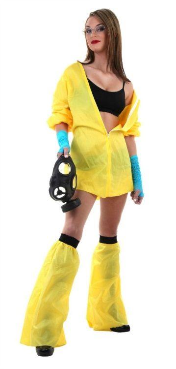 Heisenberg costume yellow dress