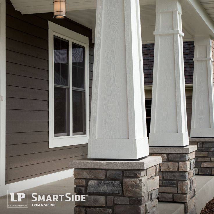 With Its Deep Cedar Grain Texture And Distinctive Shadow Lines LP SmartSide Engineered Wood Siding Gives You The Undeniable Look Warmth Of Real