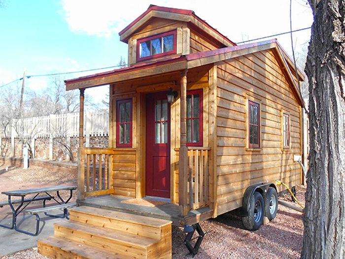 Linden And Cypress Tiny Home Vacation Rentals Experience The House Lifestyle In Solidly Built