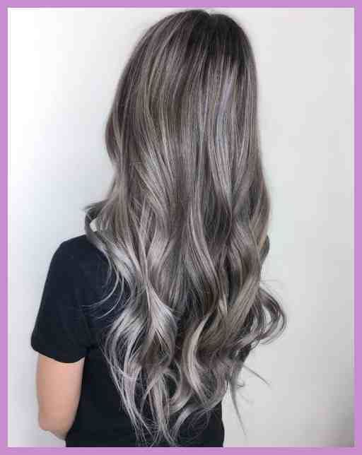 45 Shades of Grey: Silver and White Highlights for Eternal Youth in