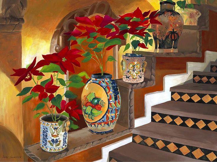 60 best talavera pottery images on pinterest talavera - Jarrones de ceramica ...