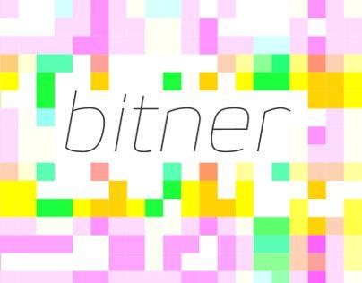 Bitner - Font Family