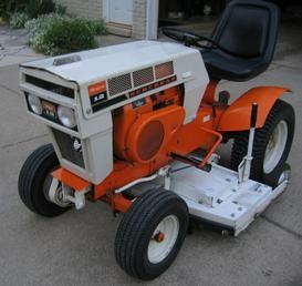 Pin By Dan Lehman On Garden Tractors Pinterest Old And Lawn