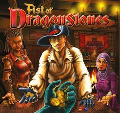 Fist of Dragonstones: Tavern Edition | Board Game | BoardGameGeek