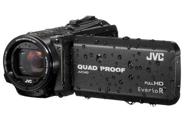JVC GZ-R415BEU videocámara por 234,99 €  LaJVC GZ-R415es una robusta #cámara para cualquier clima con un sensor 10 MP. La cámara tiene un #estuche único a prueba de agua, hasta una profundidad de 5 metros, puede sobrevivir a caídas de 1.5 metros y puede ser #utilizada a #temperaturas de hasta -10ºC. Esto le permite utilizar esta videocámara como una cámara de acción.   #Camara #chollos #ofertas