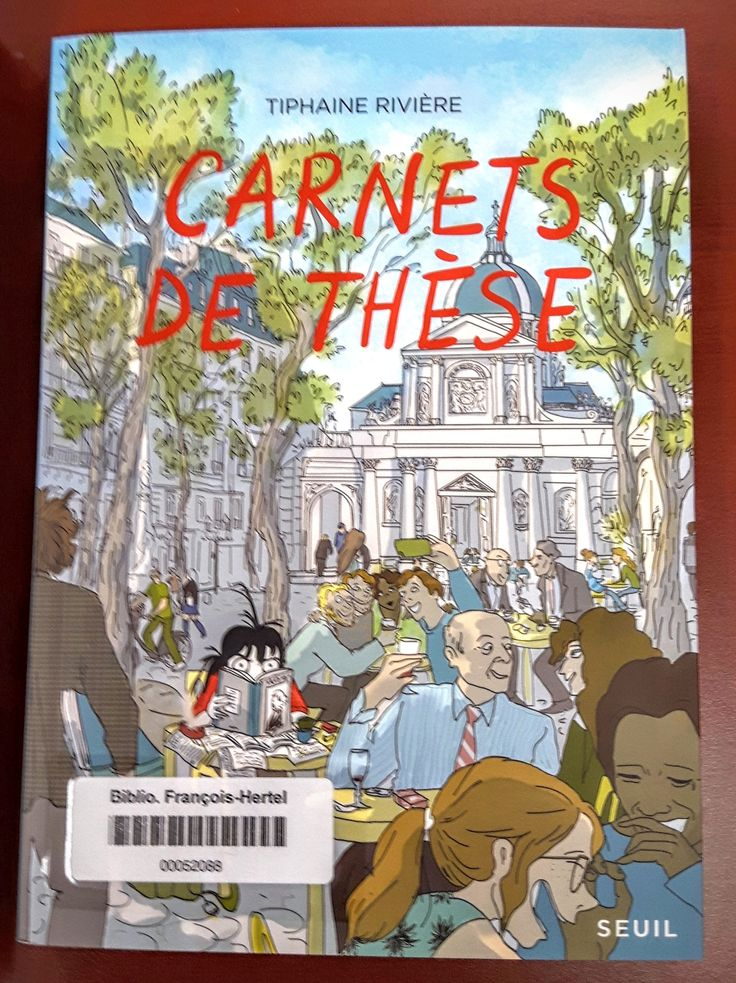 Carnets de thèse (BD CARN)